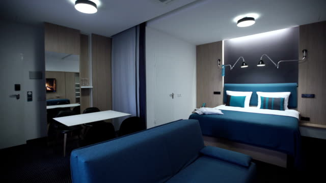 Hotel room video