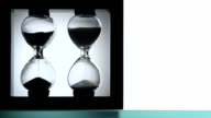 Hourglass Time Lapse HD video
