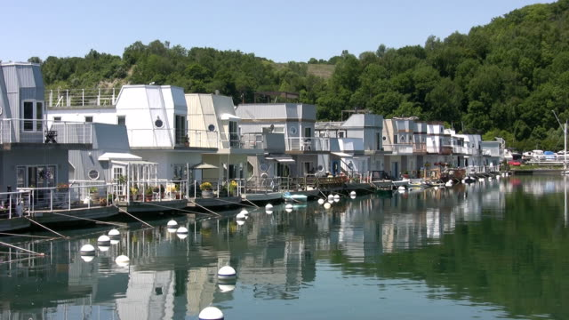 House Boats. video