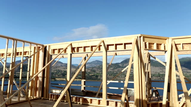 House Construction Frame video