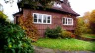 House, Family Home, Residential, Establishing shot video