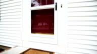 House Front Door video