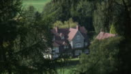 House in the woods - HD 1080/60i video