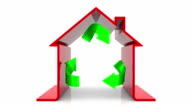 House Insulation And Energy Efficiency (Loopable) video