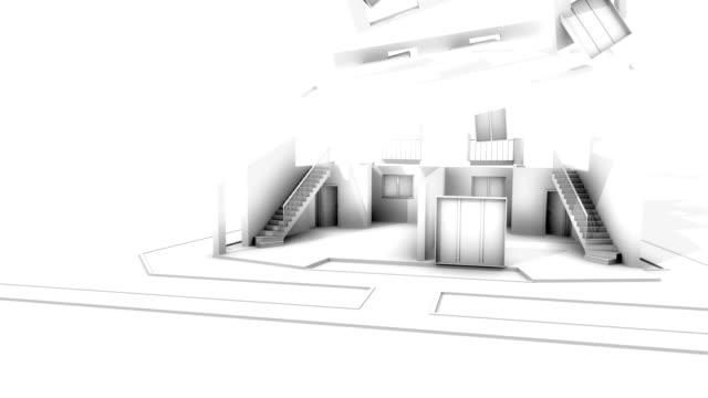 House model build video