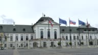 House of President of Slovakia video