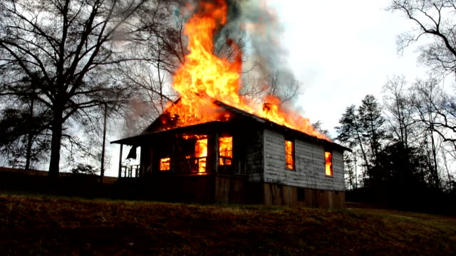 House On Fire video