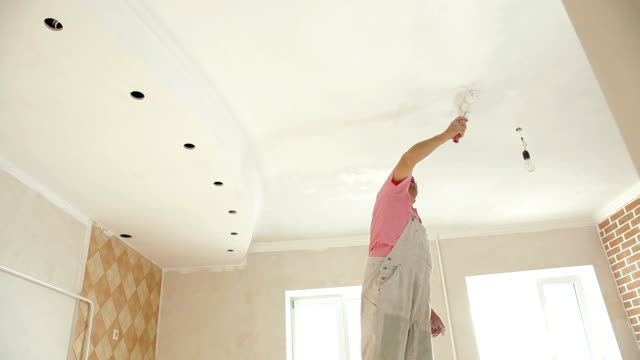 House Painter at Work video