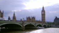 Houses of Parliament, London video
