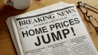 Housing Market Headline video