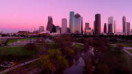 Houston, TX Aerial video