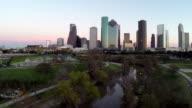 Houston, TX Aerial video