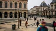 Htel de Ville de Lyon is the city hall of the City of Lyon video