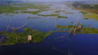 Huai Luang dam, Udon Thani, Thailand video