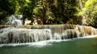 Huai Mae Khamin Waterfall video