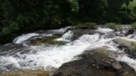 Huay Luang Waterfall video