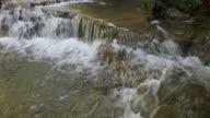 Huay Mae Kamin Waterfall video