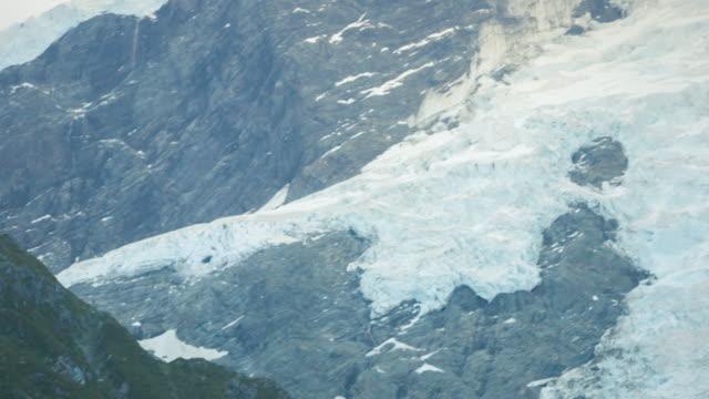 Huddleston Glacier , New Zealand video