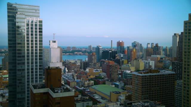 Hudson River Skyline video
