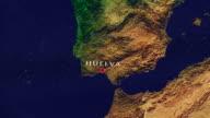 Huelva Zoom In video