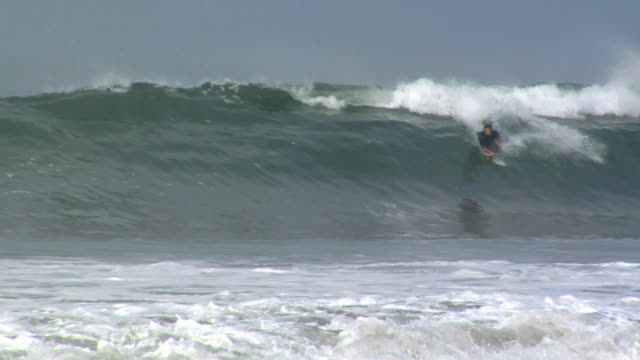 Huge closeout wave video