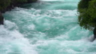 SLOWMOTION: Huka Falls New Zealand video