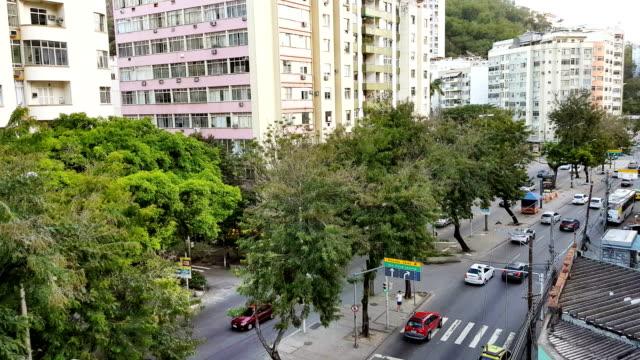 Humaita district main Avenue video