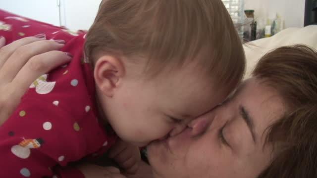 (HD1080i) Human Development: Mother's Love video