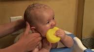(HD1080i) Human Development: Teething video