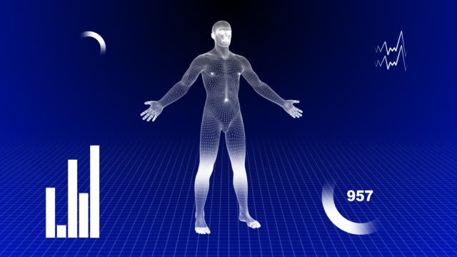 Human Monitor video