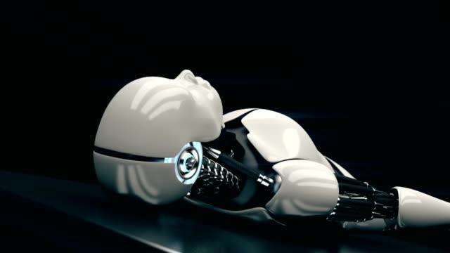 Humanoid Robot video