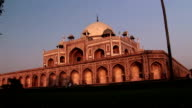 HD Humayun's Tomb, Delhi = HDV123 video
