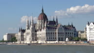 Hungarian Parliament - Budapest, Hungary video