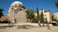 Hurva Synagogue video