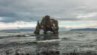 Hvitserkur rock in Icelandarctic, basalt, blue, cliff, coast, destinations, eastern, ecology, elephant, erosion, evening, famous, hvitserkur, iceland, icelandic, landmark, landscape, lava, legends, locations, magma, mirror, natural, nature, north, northwe video