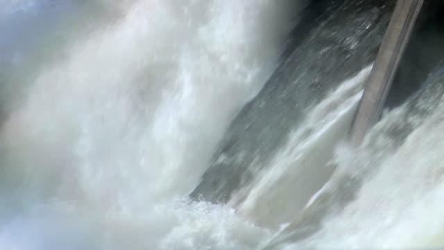Hydro Power. Renewable Energy video