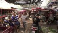 Hyperlapse Chinese back street video