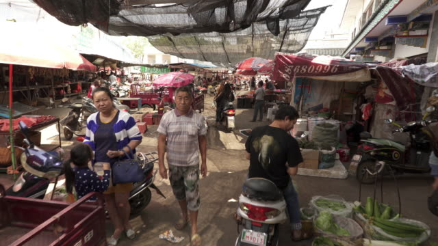Hyperlapse Chinese back street video