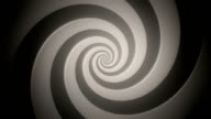 Hypnotic Spiral (Old) - Loop video