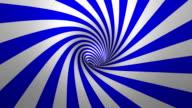 Hypnotic spiral – swirl video