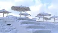 Ice Beach Snow Queen video