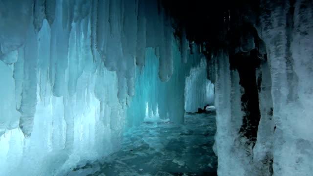 Ice cave video