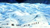 Ice Climbing video
