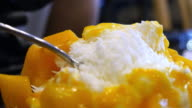 Ice cream Mango video