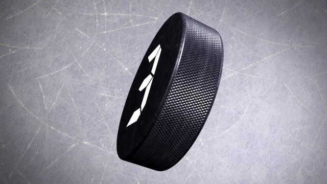 Ice Hockey Puck Countdown video
