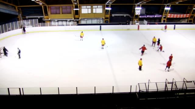 Ice Hockey (HD) video