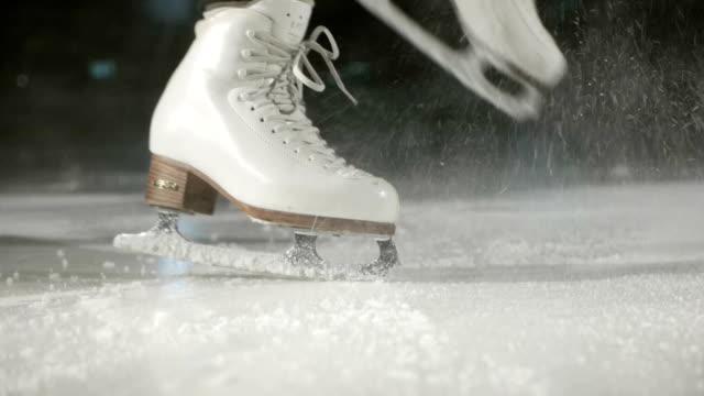ice skater video