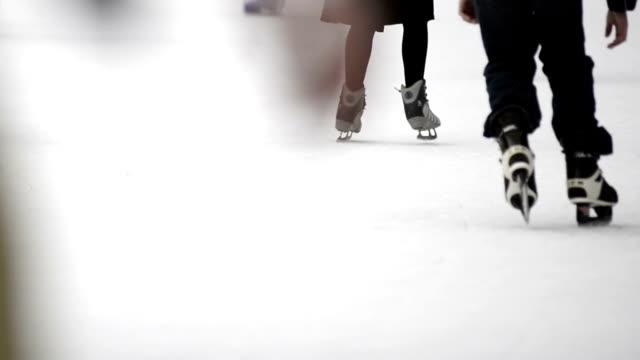 Ice Skating video