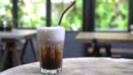 iced cappuchino video