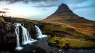 Iceland Landscape Kirkjufell video